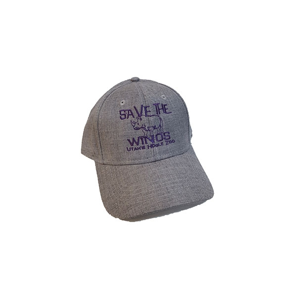 SAVE THE WINOS TWILL ADULT HAT