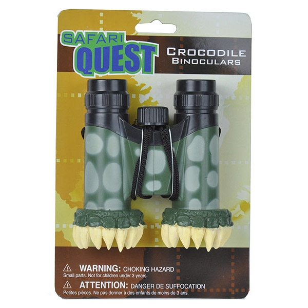 SAFARI QUEST CROCODILE BINOCULAR