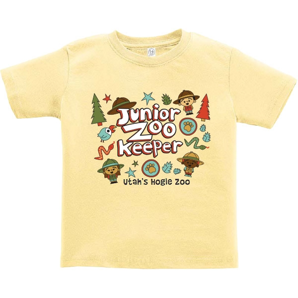 JR KEEPER TODDLER TEE BANANA