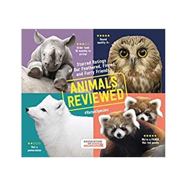ANIMALS REVIEWED BOOK