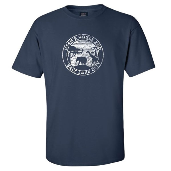 SHORT SLEEVE TEE CIRCLE SAFARI SUNSET