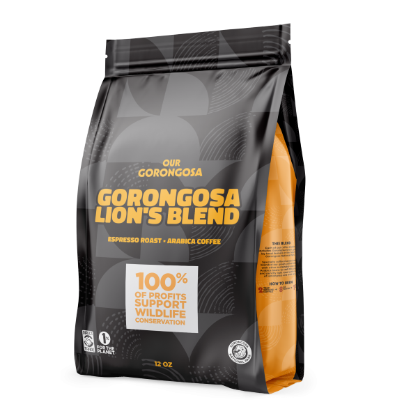 Gorongosa COFFEE Lion's Blend